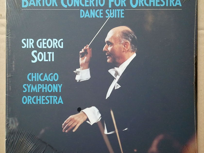 SEALED/London Digital/Solti/Bartok - Concerto for Orchestra, Dance Suite