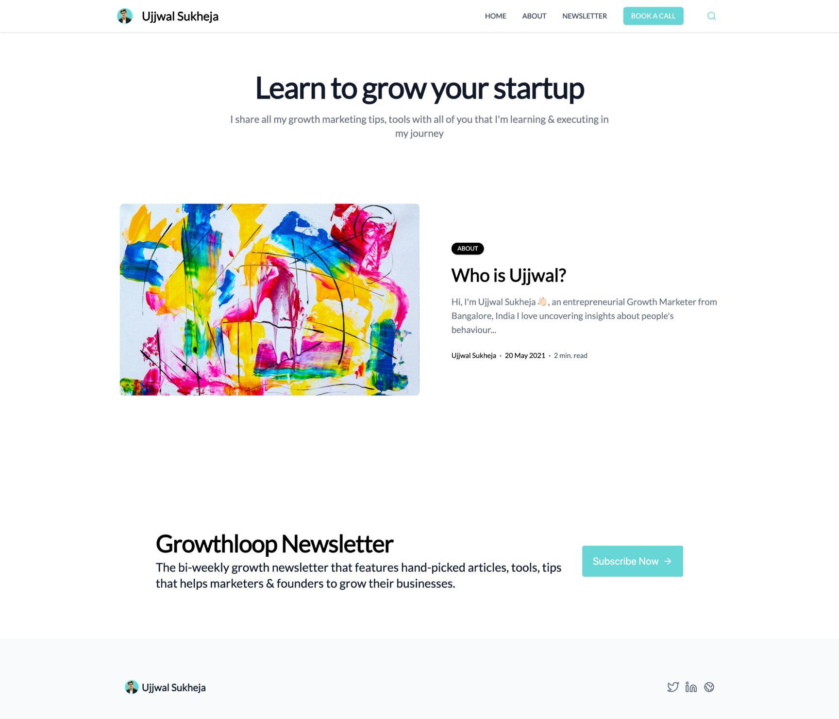 Ujjwalsukheja.com
