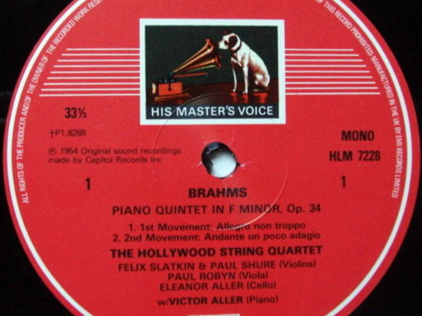 EMI HMV STAMP-DOG /  - The Legendary Hollywood String Quartet, NM, 3LP Box Set!