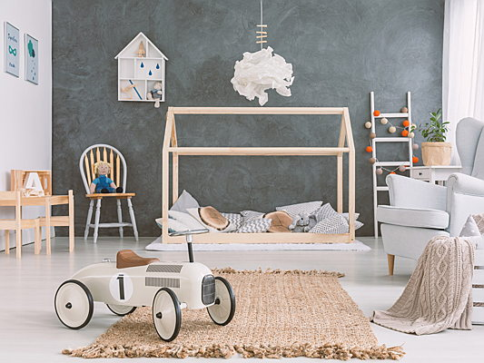 Carvalhal - Six vintage-inspired ideas for a shabby chic nursery