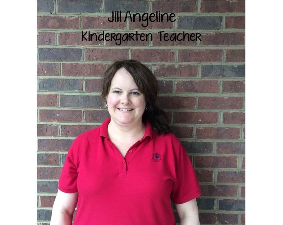 Ms. Jill Angeline , Pre-K Teacher