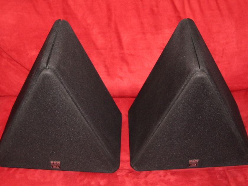 B&W SCM-8 THX Surround speakers !