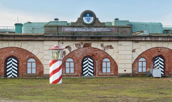 Кронштадт — форт Константин и музей Маяков