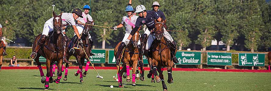 Paris - Deauville International Polo Club - Polo Cup