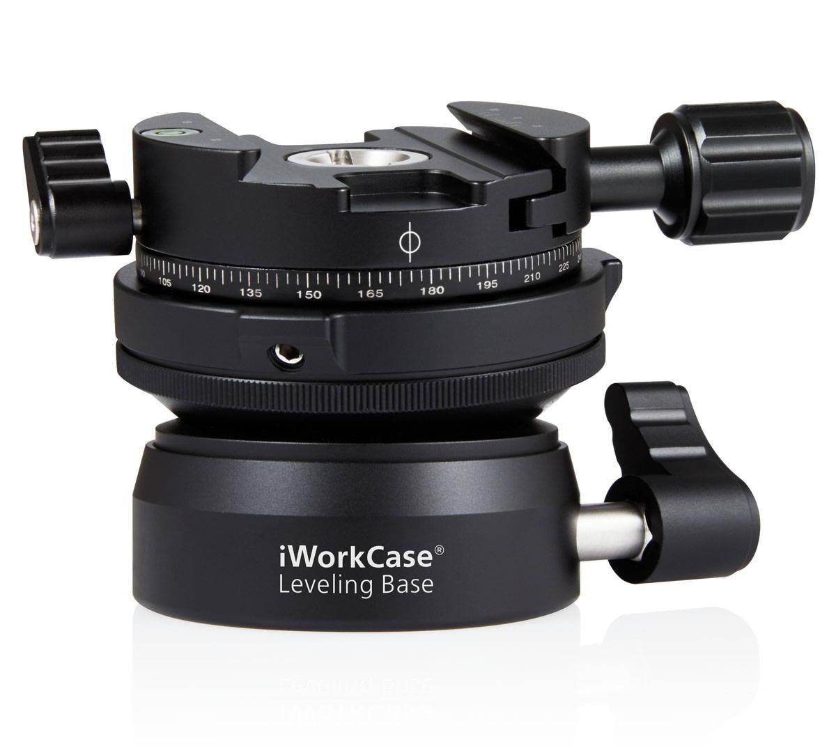 iworkcase leveling base product photo on white
