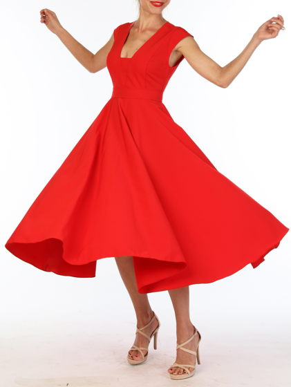 Платье FluffyAnn Артикул FA053