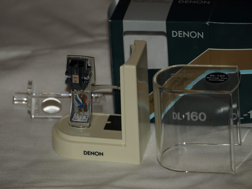 Denon DL-160 Like new!