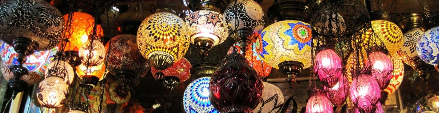 Местные базары Стамбула