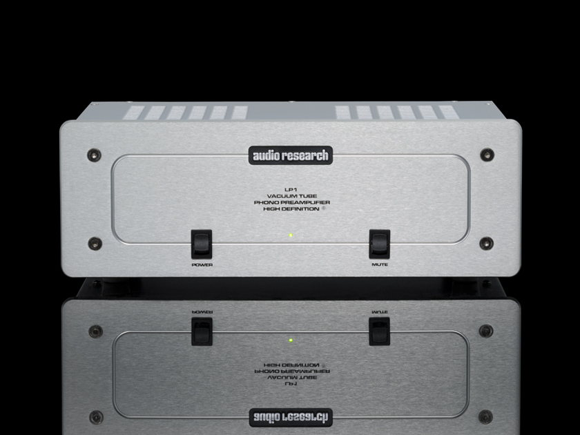 Audio Research LP1 Phono stage, Last unit New in box, 3 year factory warranty.
