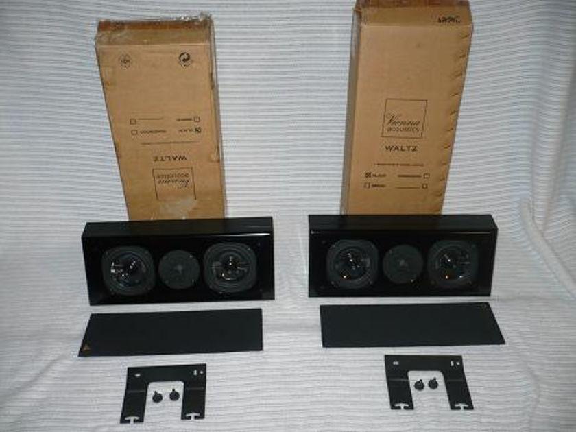 Vienna Acoustics Waltz Original Pair in Black. Cheap!
