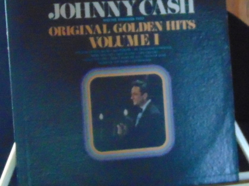 Johnny Cash - Original Golden Hits Vol. One Near Mint