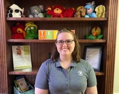 Ms. Suzann McCollum , Early Preschool Teacher