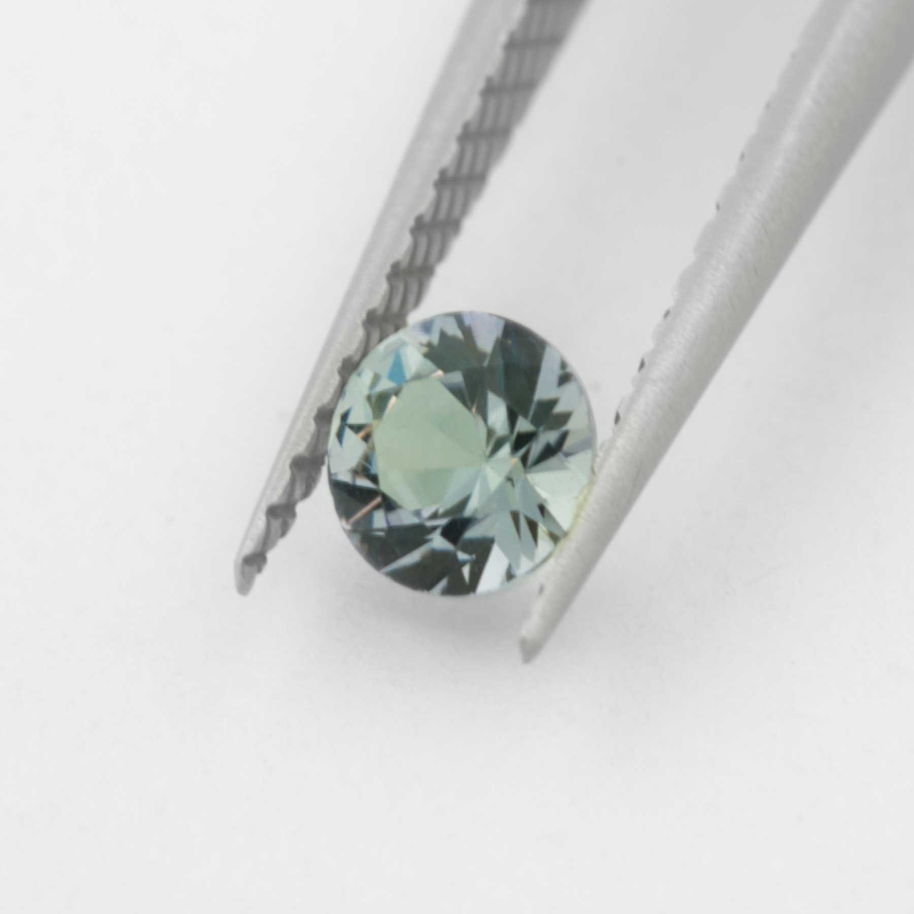 Unique Ethical Blue Montana Sapphire