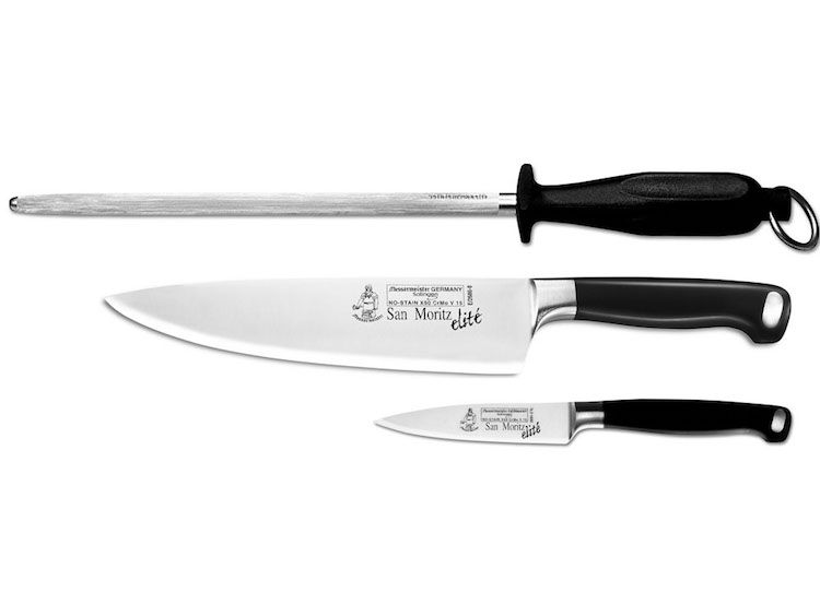 Messermeister San Moritz Elite Knives and Tools