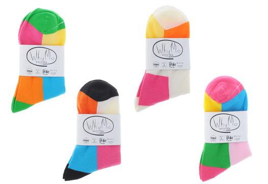 Набор ярких носков (4 пары)
