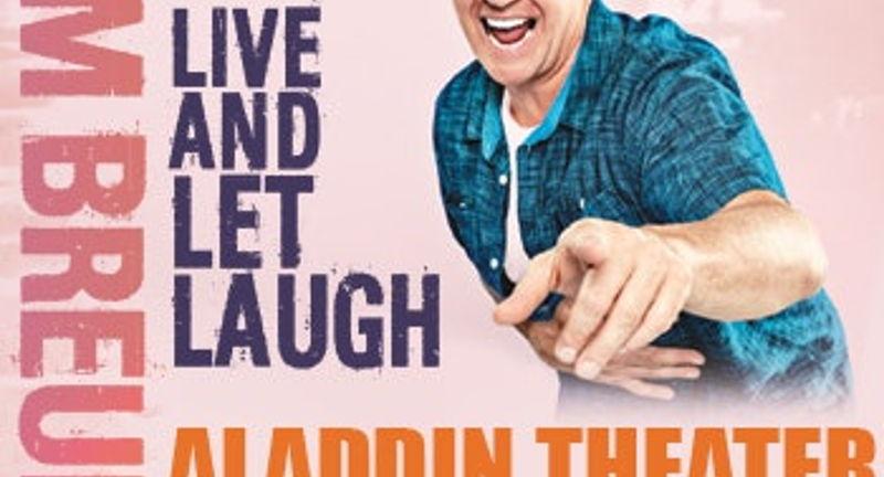 Jim Breuer: Live & Let Laugh | Dec 3 | Willamette Week