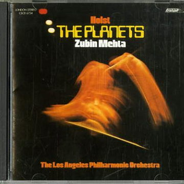 Holst; The Planets