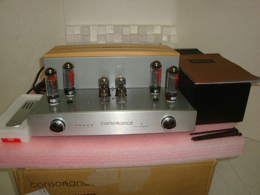 Opera Consonance Cyber 100 Signature (EL34) Integrated Amplifier
