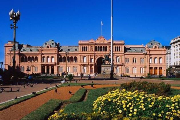 Обзорная экскурсия по Буэнос-Айресу