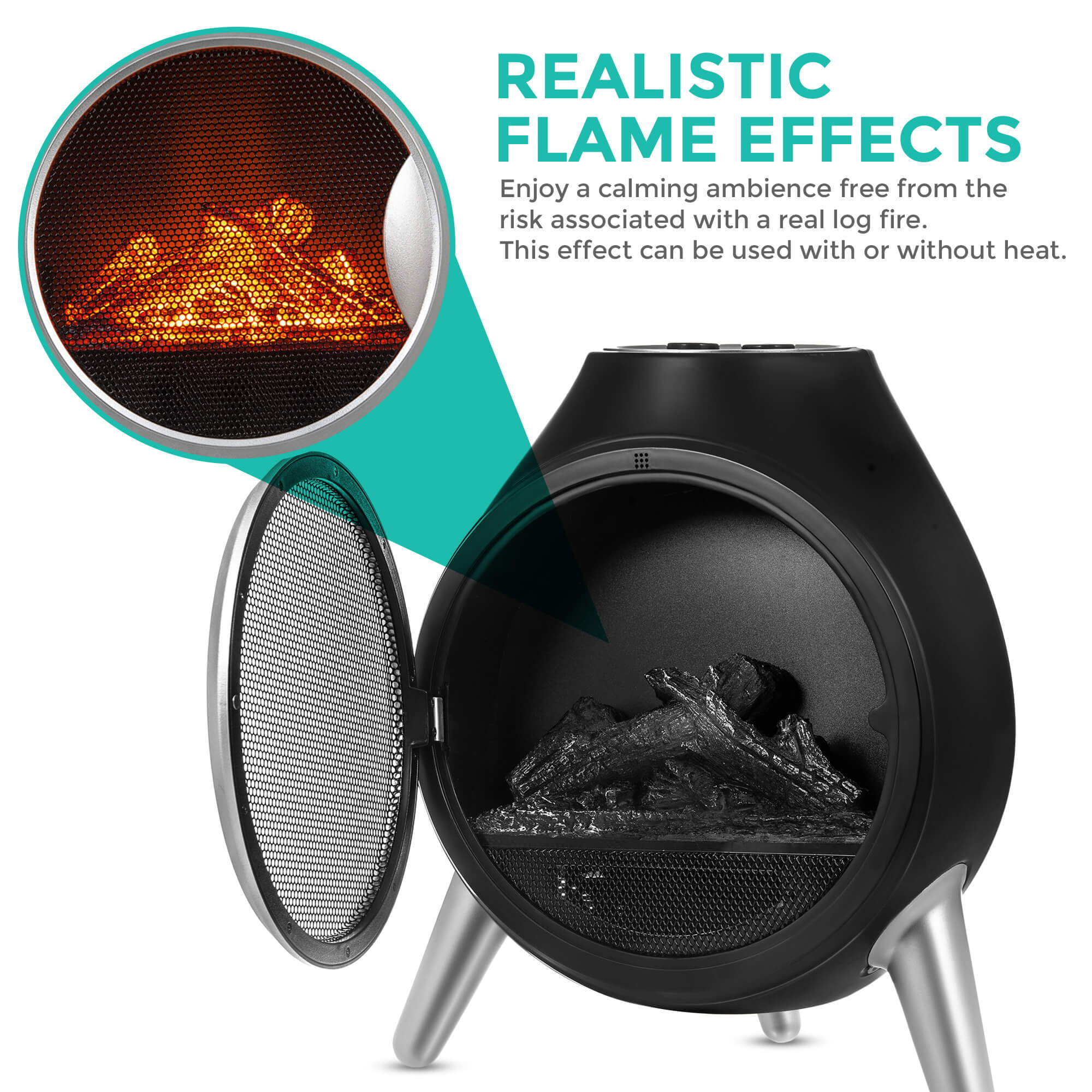 Realistic Flames