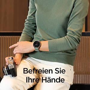 Amazfit GTR 2e - Befreie deine Hände