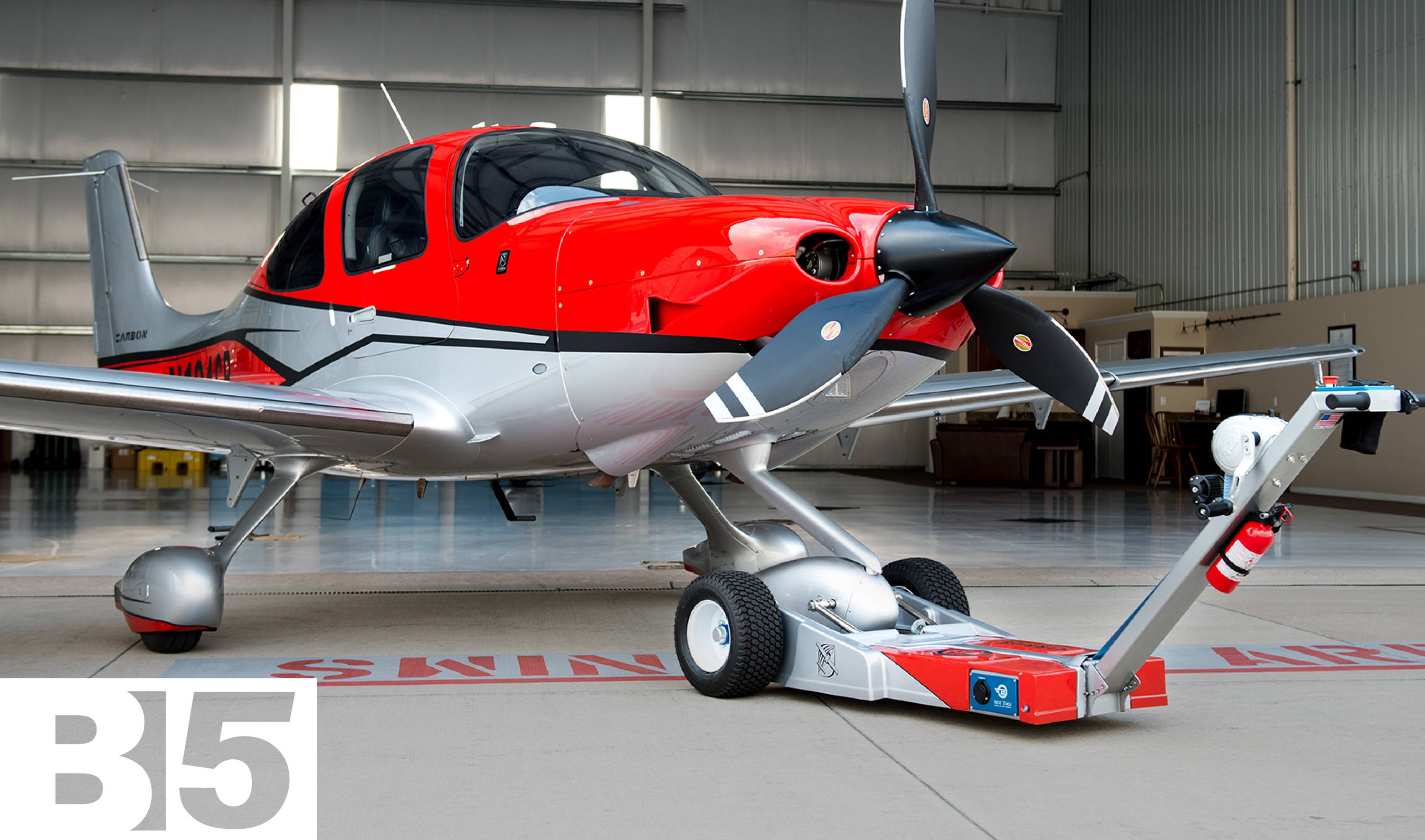 Best tug for light aircraft