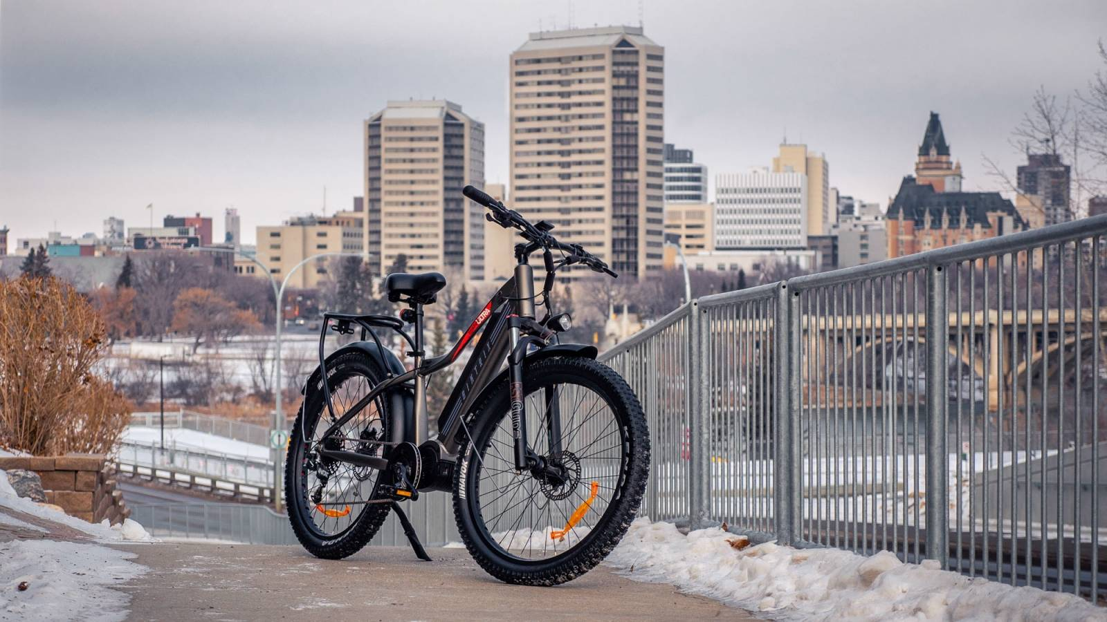 Juggernaut Ultra 1000 All Terrain eBike