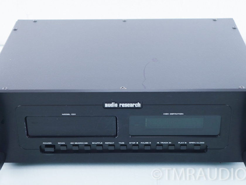 Audio Research CD-1 CD Player (9680)