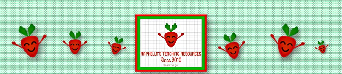 Raphella's Resources