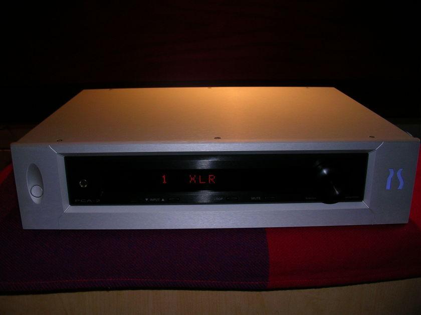 PS Audio PCA-2 Preamplifier