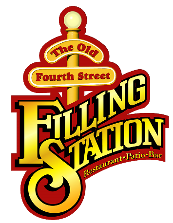 Logo - The Old Fourth Street Filling Station