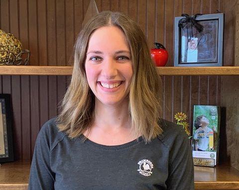 Krystal Webb , Infant Teacher