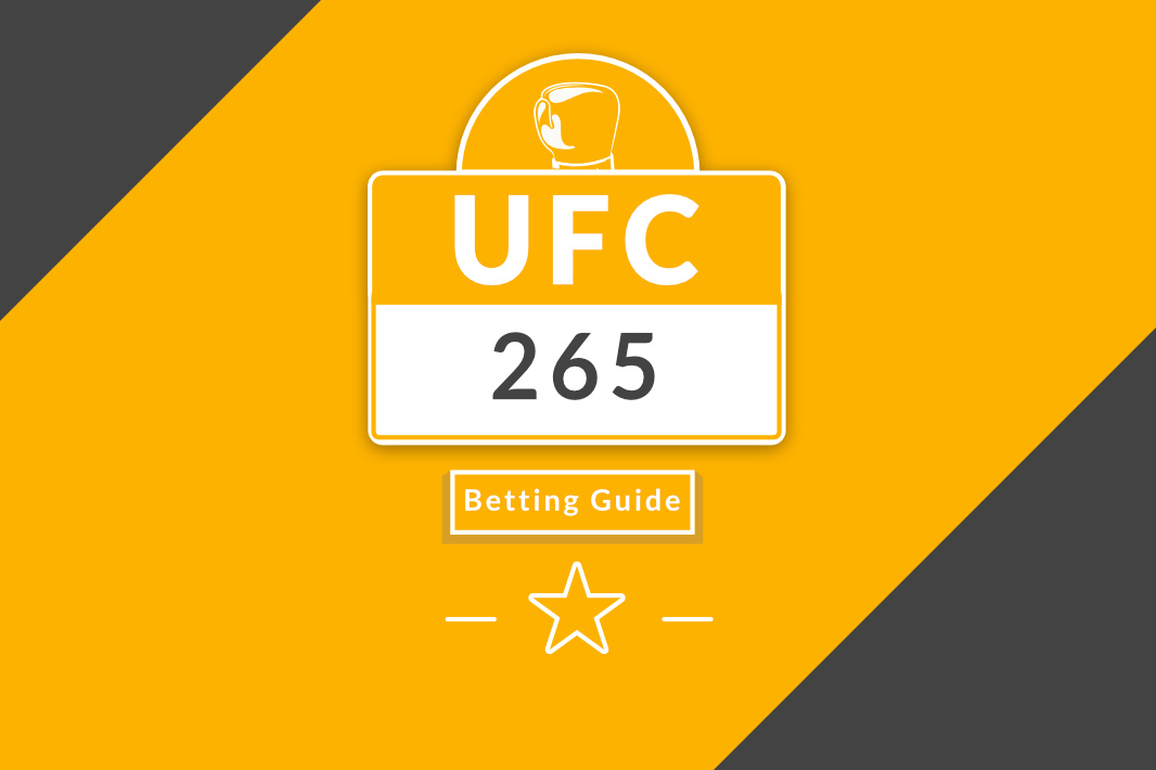 UFC 265 Betting Guide