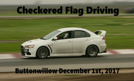 Checkered Flag Driving Buttonwillow Dec 2017 13CW
