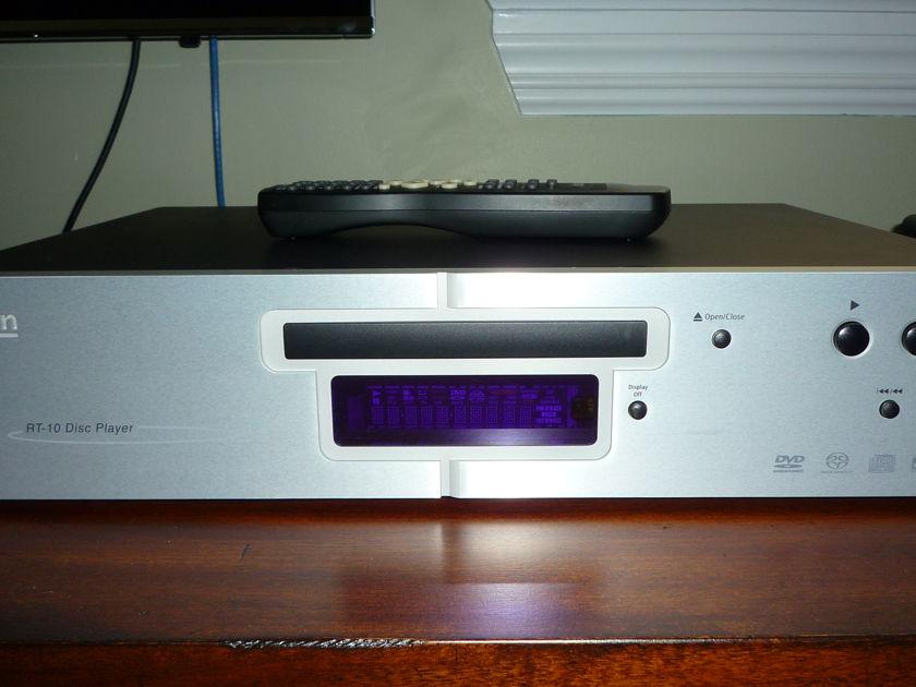 Lexicon RT-10 CD/DVD/SACD Player