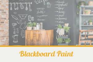Blackboard Paints