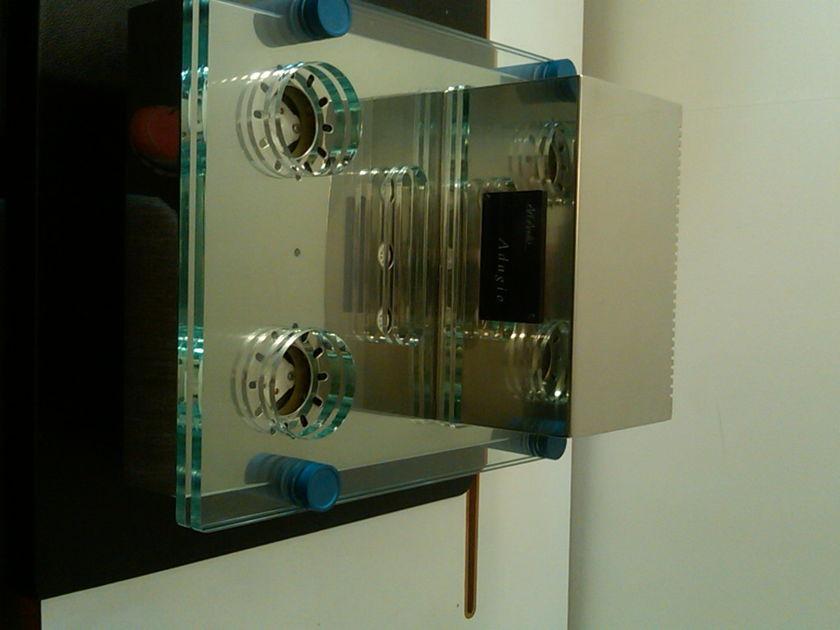 Art Audio Adagio 44wpc SET monoblocks With EML 520 Tubes and OBM