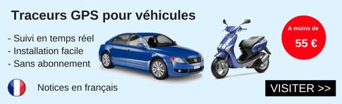 traceur gps pour véhicule