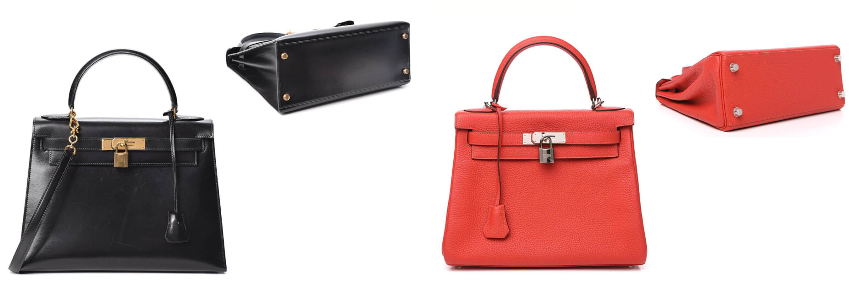 Hermes Kelly Sellier and Retourne