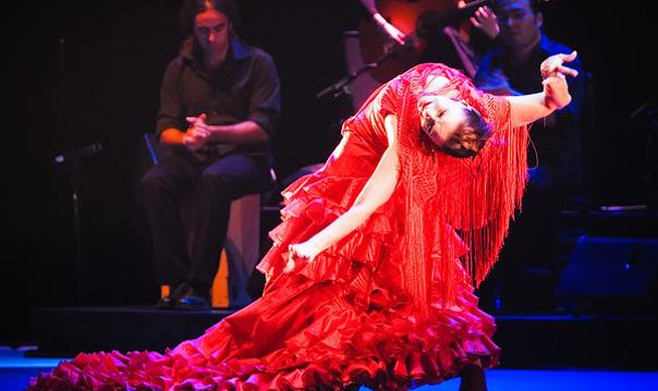 Лучшее Фламенко шоу на Коста дель Соль