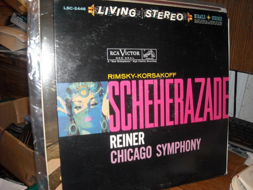 (lec) Rimsky-Korsakoff - Scheherazade RCA Victor  LP (c)