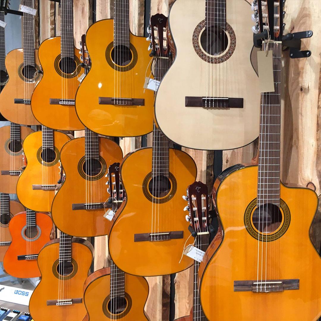 Musikinstrumenter Odense