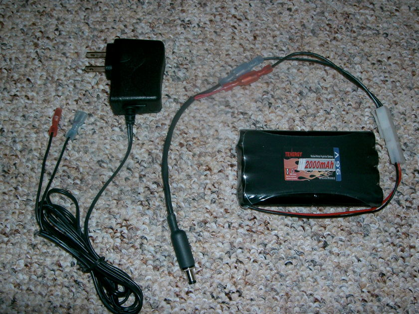 Warpspeed Optocoupler LDR Preamp w/Battery Shipped