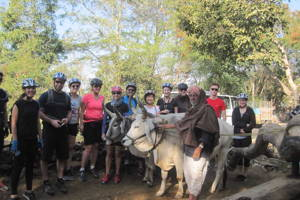 Cycle tour of Rajasthan