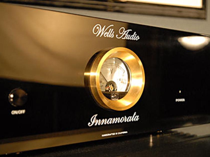 Wells Audio Innamorata Stereo Power amp sealed box