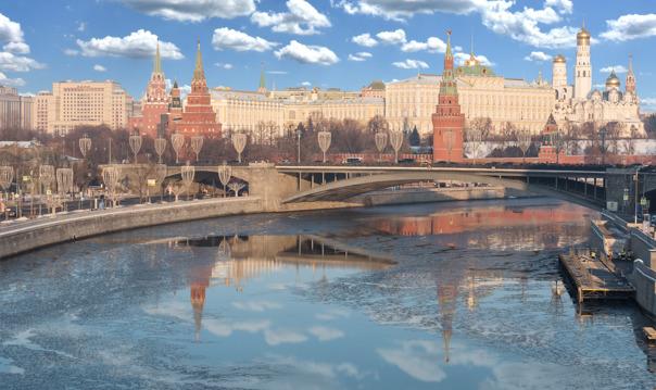 Фото экскурсия по центру Москвы