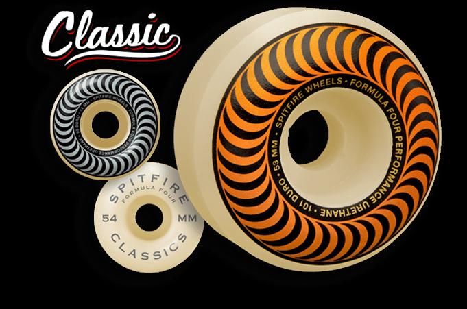 Spitfire Classic ruota da skate