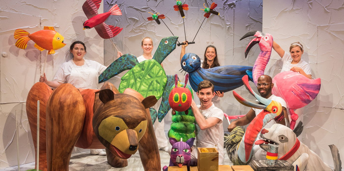 The Very Hungry Caterpillar Show at the Shubert Theatre