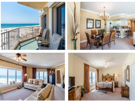 One Week Stay at Orange Beach Condo