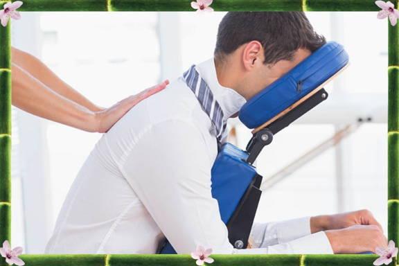 Chair Massage - Thai-Me Spa Hot Springs, AR